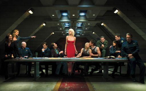 Ο Μυστικός Δείπνος - Battlestar Galactica