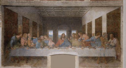 Ο Μυστικός Δείπνος - Leonardo da Vinci