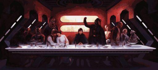 Ο Μυστικός Δείπνος - Star Wars (1)