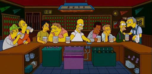 Ο Μυστικός Δείπνος - The Simpsons