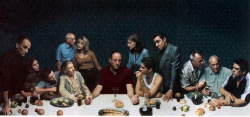 Ο Μυστικός Δείπνος - The Sopranos